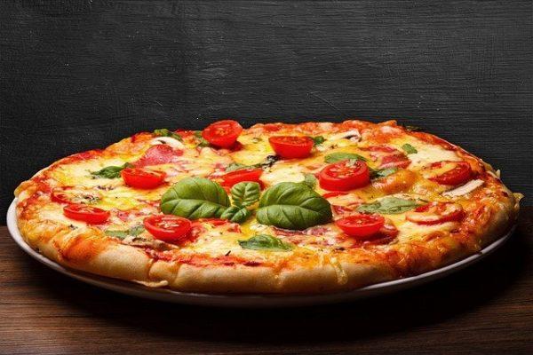 perché la pizza ha bisogno di un'alta temperatura