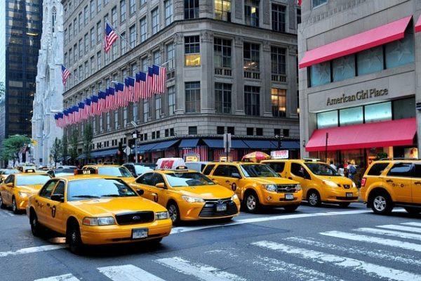 quale città ha più taxi
