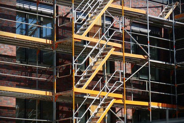 Il ruolo e il tipo di ponteggio a telaio nella costruzione